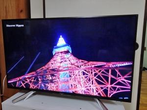 4kテレビ SONY BRAVIA KJ-43X8500F 43インチ